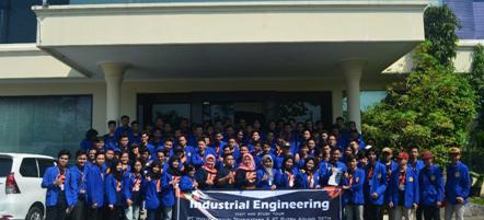 Kunjungan Teknik Industri Unikom 2018